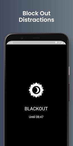 BlackOut: Stay Focused/Beat Phone Addiction 2.12.2 screenshots 2
