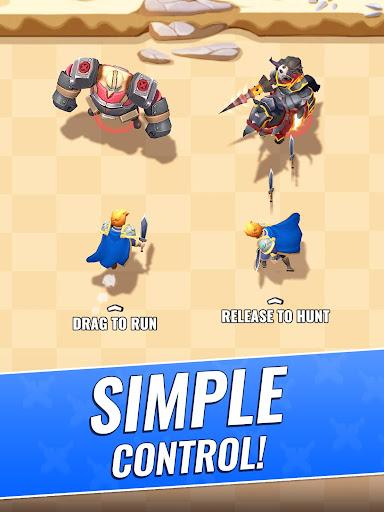 Arcade Hunter: Sword, Gun, and Magic  screenshots 9