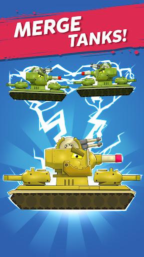 Merge Tanks 2: KV-44 Tank War 2.9.0 screenshots 1