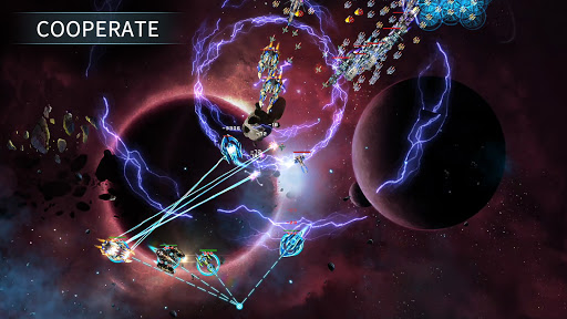 Clash of Stars: Space Strategy Game 6.1.0 screenshots 5