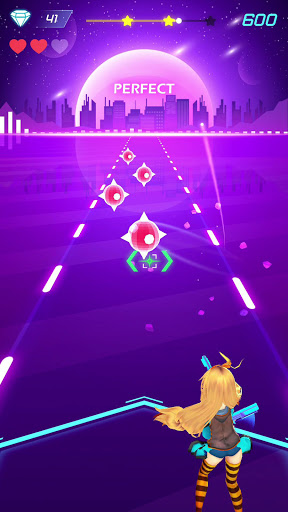 Dancing Bullet 3D 1.0 screenshots 3