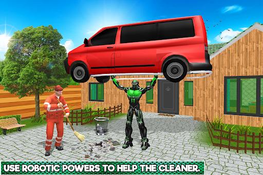 Robotic Family Fun Simulator apkpoly screenshots 7