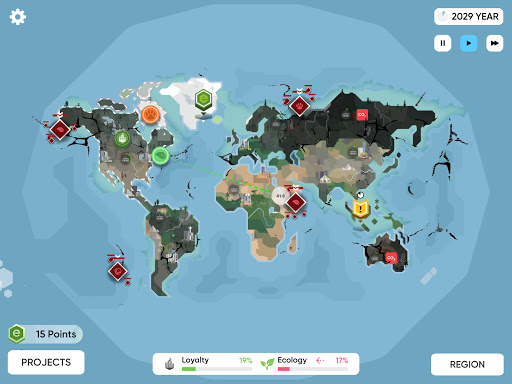 Save Earth.Offline ecology strategy learning game 1.2.019 screenshots 12