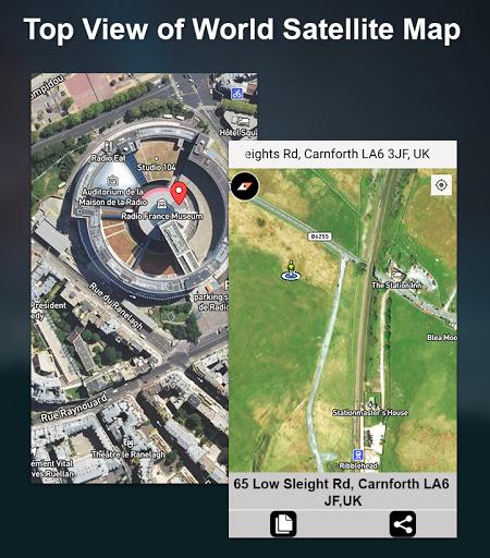 GPS Offline Navigation Route Maps & Direction  Paidproapk.com 2