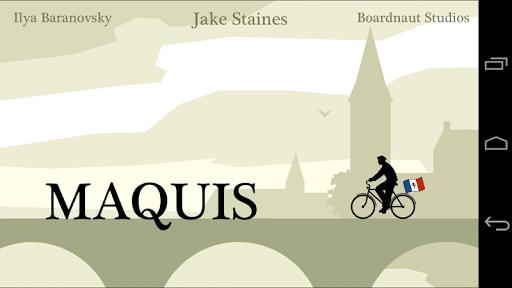 Maquis Board Game 1.10 screenshots 1