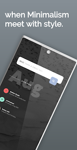 Finesta KWGT Apk Download [PAID] for Android 1