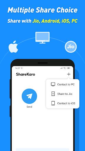 Share Karo Lite - Share & File Transfer, Shareit apktram screenshots 3