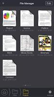 screenshot of My Scans - Best PDF Scanner