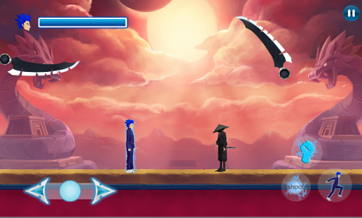 Super Ninja Sonicko Boy Lightning Power 1.0 screenshots 4