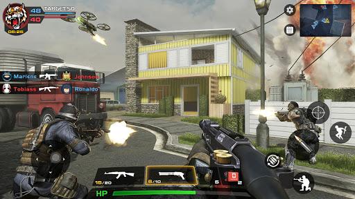 Code Triche Critical Action :Gun Strike Ops - Shooting Game (Astuce) APK MOD screenshots 6