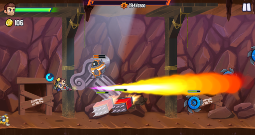 Jetpack Joyride 2: Bullet Rush  screenshots 8