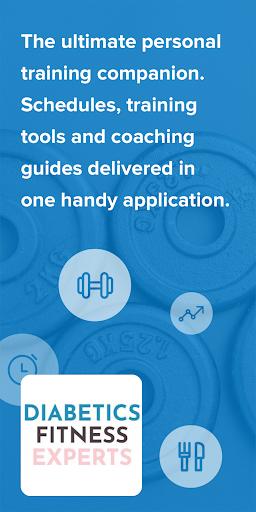 Diabetics Fitness Experts screenshot 1