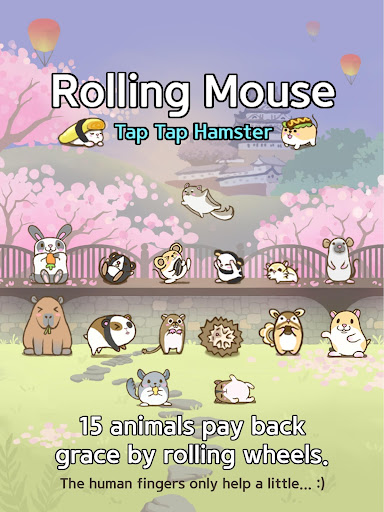 Rolling Mouse - Hamster Clicker  screenshots 9