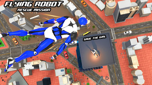 Police Robot Speed hero: Police Cop robot games 3D 5.2 Screenshots 11