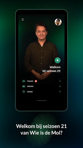 Wie is de Mol? 5.1.2 Screenshots 1