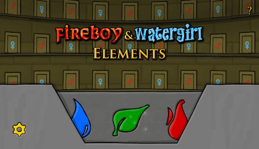 لعبة الماء و النار 1
