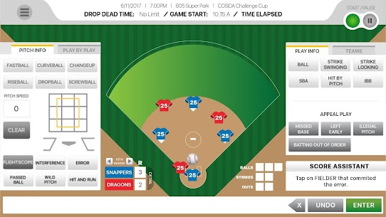 805Stats Baseball/Softball For Pc – Download On Windows And Mac [latest Version] 2