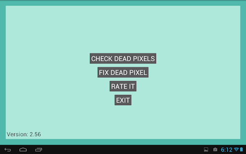 Dead Pixels Test and Fix Screenshot