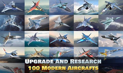 Over G: Modern Air Combat screenshots 7