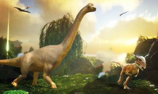 Brachiosaurus Simulator screenshots 3