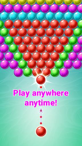 bubble shooter and friends screenshot 2