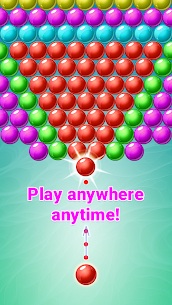 Free Bubble Shooter and Friends 4