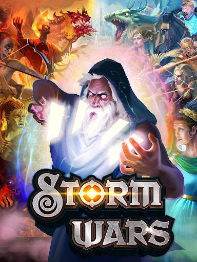 Storm Wars CCG 352 screenshots 1