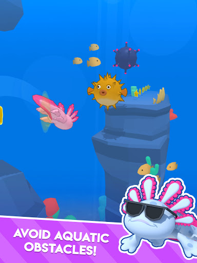 Axolotl Rush apkdebit screenshots 11