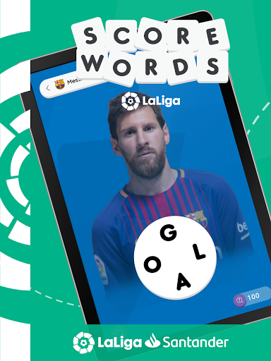 Score Words LaLiga - Word Search Game 1.3.1 screenshots 9