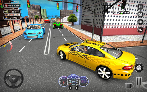 New York Taxi Simulator 2020 - Taxi Driving Game 2.3 Screenshots 6