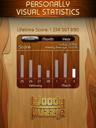Woody Block Puzzle u00ae  screenshots 8