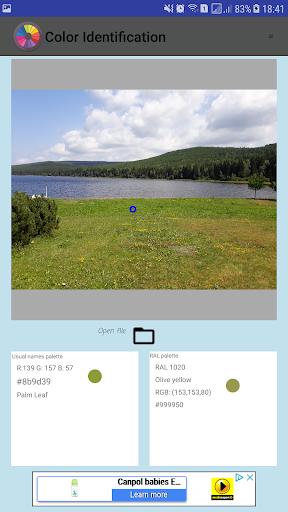 Color Identification 43.0 screenshots 2