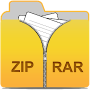 Zipify: Files Archiver rar Zip Unzip files