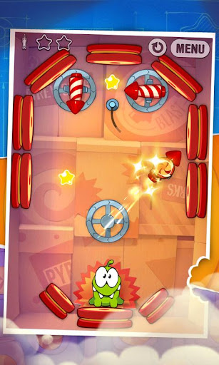 Cut the Rope: Experiments 1.11.0 Screenshots 4