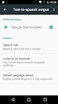 screenshot of Google Text-to-Speech