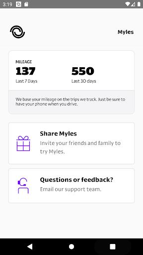 Myles 61.0.0 Screenshots 3