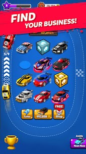 Merge Battle Car  Best Idle Clicker Tycoon game Apk Download NEW 2021 3