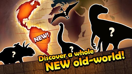 Dino Quest MOD (Unlimited Money) 1