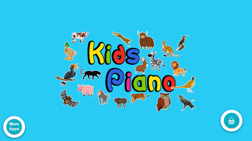 Kids Piano: Baby's Piano screenshots 1