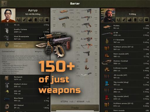 ATOM RPG apktram screenshots 10