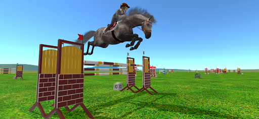 Jumpy Horse Show Jumping screenshots 4