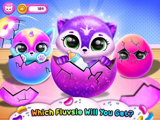 Fluvsies - A Fluff to Luv Apkfinish screenshots 15