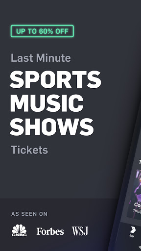 Gametime - Tickets to Sports, Concerts, Theater  Screenshots 1