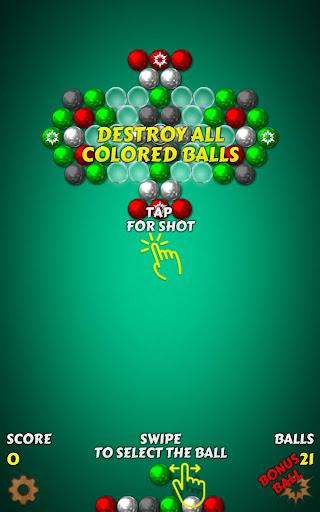 Magnet Balls 2 Free: Match-Three Physics Puzzle  screenshots 18