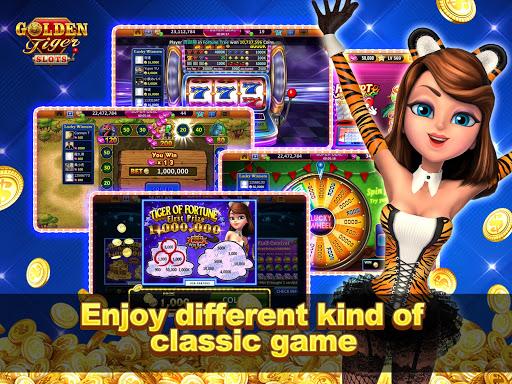 Golden Tiger Slots - Online Casino Game  screenshots 12