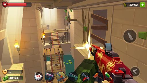 Pixel Combat: Zombies Strike  screenshots 17