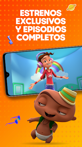 Discovery Kids Plus - dibujos android2mod screenshots 5