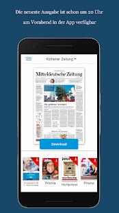 Mitteldeutsche Zeitung App