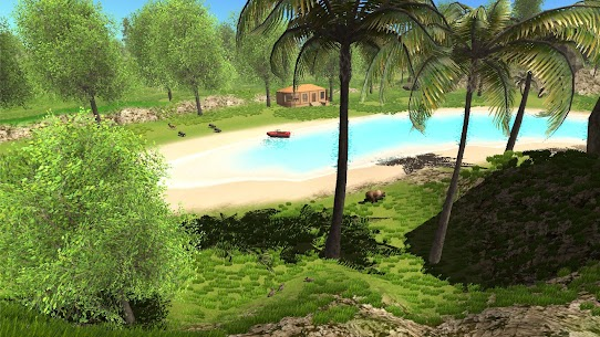 Ocean Is Home: Survival Island Mod Apk 3.4.0.7 (Free Shopping) 2