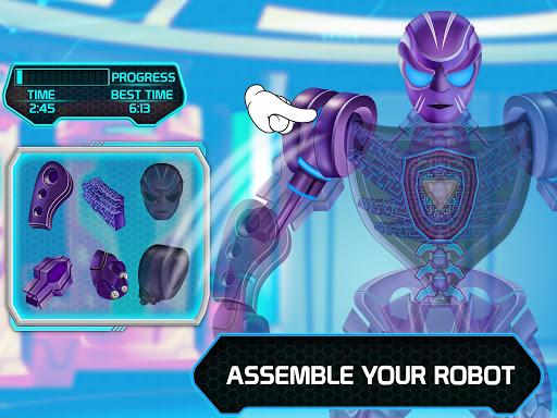 Assemble Robot Toy Suit  screenshots 13